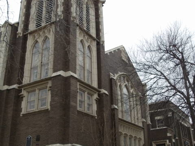 Oaklawn  Methodist  Church