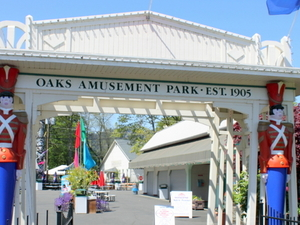 Oaks Amusement Park