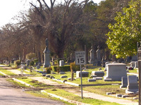 Cementerio Oakwood