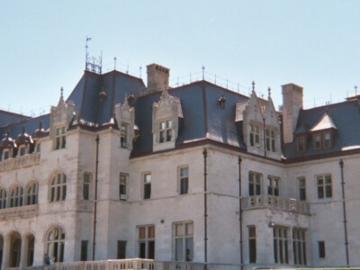 Ochre Court Salves Administrative Building