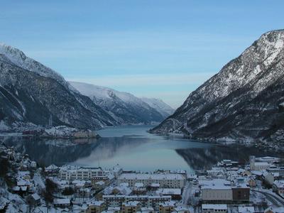 Sørfjorden From Odda