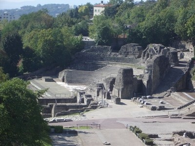 Odeon Of Lyon
