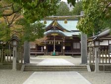 Ōasahiko Shrine