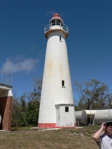 Old Lady Elliot Lighthouse