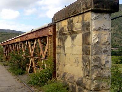 Bridge On Great Kei River