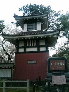 The Old Shirasu Lighthouse