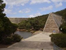 Old Victoria Dam