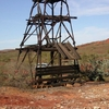 Old Whim Creek Headframe