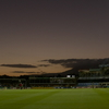 Bellerive Oval With Lights On