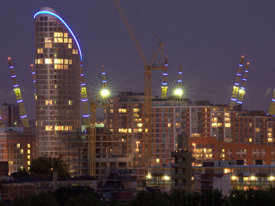 Ontario Tower And Millennium Dome