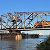 Oregon Slough Railroad Bridge
