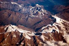 Ortler Alps Mountain Range