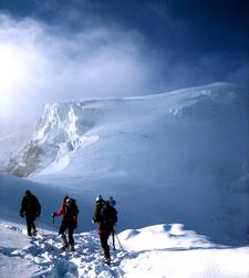 Ortler Ascent