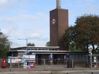 Osterley Tube Station