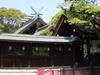 Inside Otori Taisha