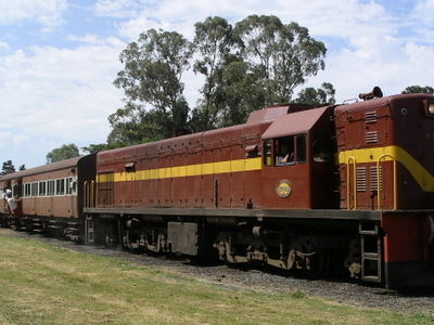 Outeniqua  Choo  Tjoe  Railway