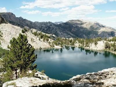 Overland Lake