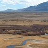 Owens River From Tableland