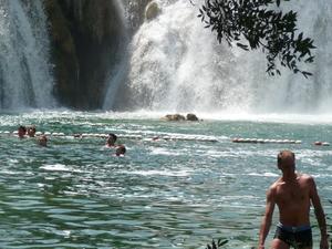 River Krka Excursion Photos