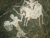 Pachmarhi Rock Art Drawings
