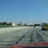 Pacific Coast Highway Between Santa Monica And LAX.