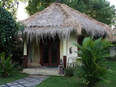 Padang Padang Beach Cabin @ Pecatu