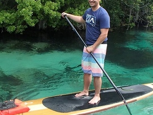 Weeki Wachee Springs Paddleboard Guided Tour Fotos