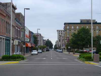 Paducah  Looking  Broadway