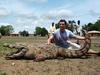 Paga Sacred Crocodile Pond