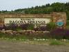 Pagosa Springs Sign