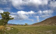 Pahranagat Virga - Nevada