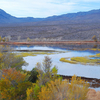Pahranagat Wildlife Refuge Landscape - Nevada