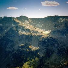 Paintbrush & Cascade Loop Trailviews- Grand Tetons - Wyoming - USA