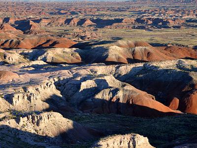 Painted Desert Badlands Tawa Point