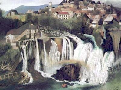 Paintings In The Csontváry Museum, Pécs