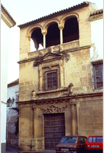 Palace Of The Villalones Family (Palace Of Orive)