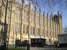 Palace Westminster Facade
