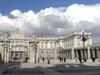 Palacio Real Clouds