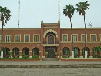 View Of Municipal Palace