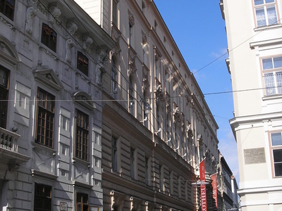 The Palais Dorotheum In Dorotheergasse