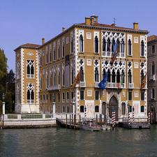 View Of Palazzo Cavalli-Franchetti
