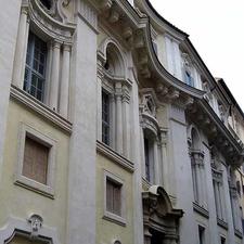 Palazzo Di Propaganda Fide
