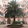 Palazzo Gabrielli-Borromeo Courtyard