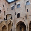 Palazzo Trinci Inner Courtyard