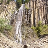 Palisades Falls MT - Bottom View