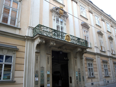 Palais Esterházy On Wallnerstraße