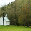 Palmer Chapel In Cataloochee Valley