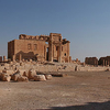 Panorama Of Temple Of Bel