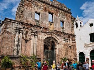 Panama Viejo Tour And Historic District Photos