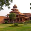 Panch Mahal Garden View